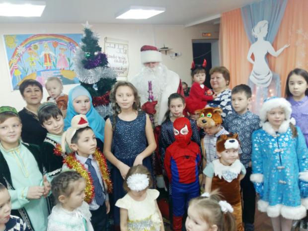 В воскресной школе татарского языка Верхней Пышмы состоялся Яна-Ел-Байрам с Кыш-Бабаем